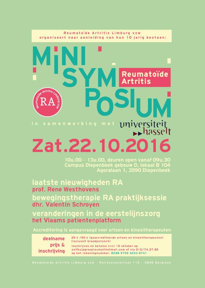 folder minisymposium