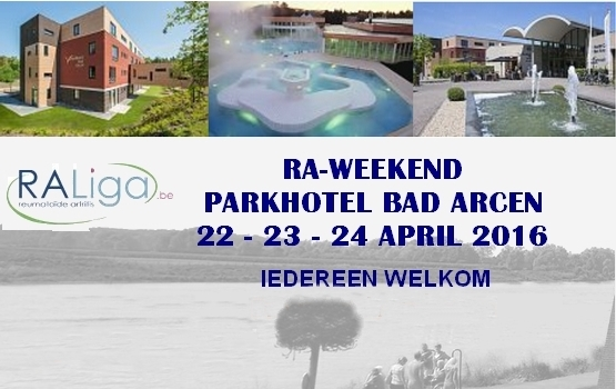 RA-weekend Bad Arcen