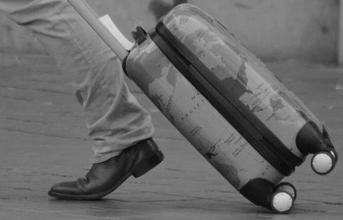 Met reuma reis je nooit alleen