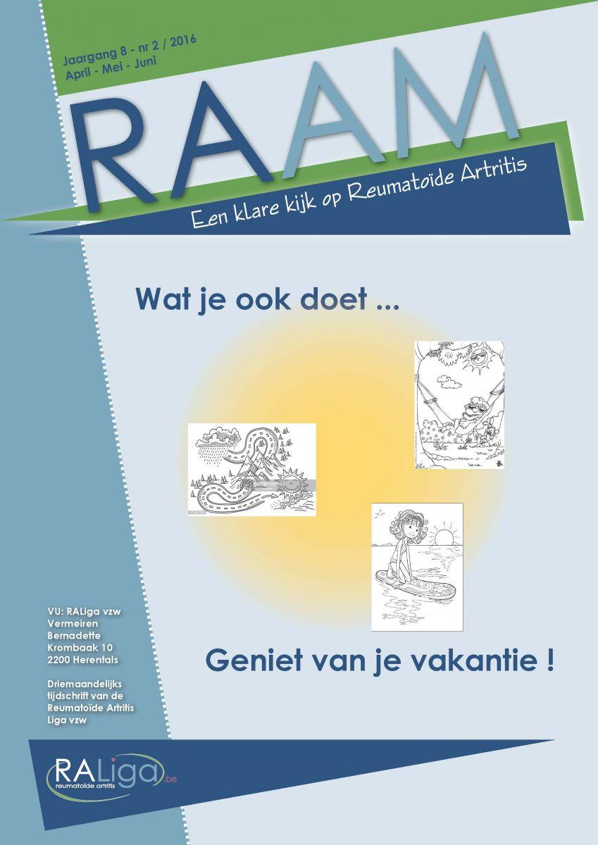 Ledenblad RAAM