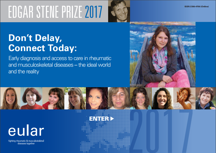 Cover Edgar Stene Prize (wedstrijd) 2017