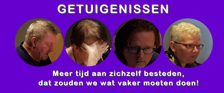 Getuigenissen workshop OP ZOEK NAAR JE TALENTEN | Sint-Niklaas