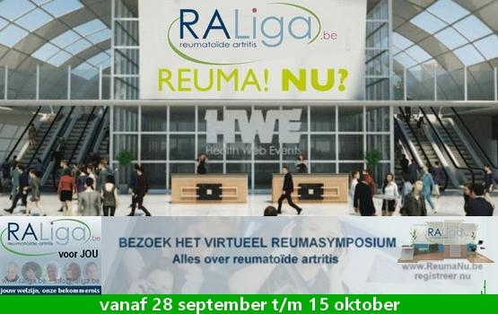 Virtueel symposium ReumaNu