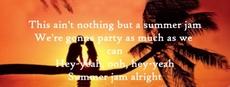 swingend de zomer in