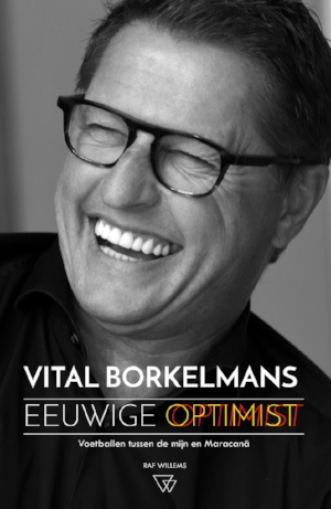 Vital Borkelmans steunt met zijn levensverhaal