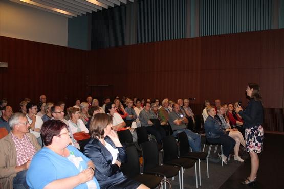 RA Liga op infoavond in AZ Turnhout