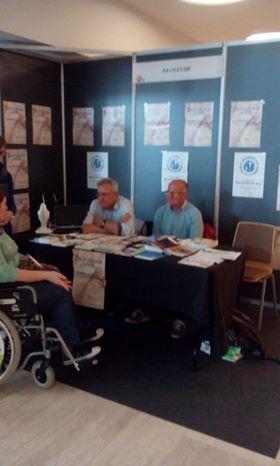RA Liga op het forum van de patiënt en mantelzorger