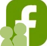 Facebook vriendenpagina