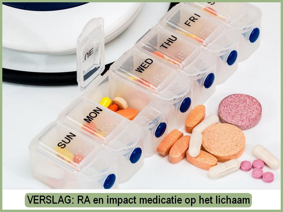 verslag impact medicatie