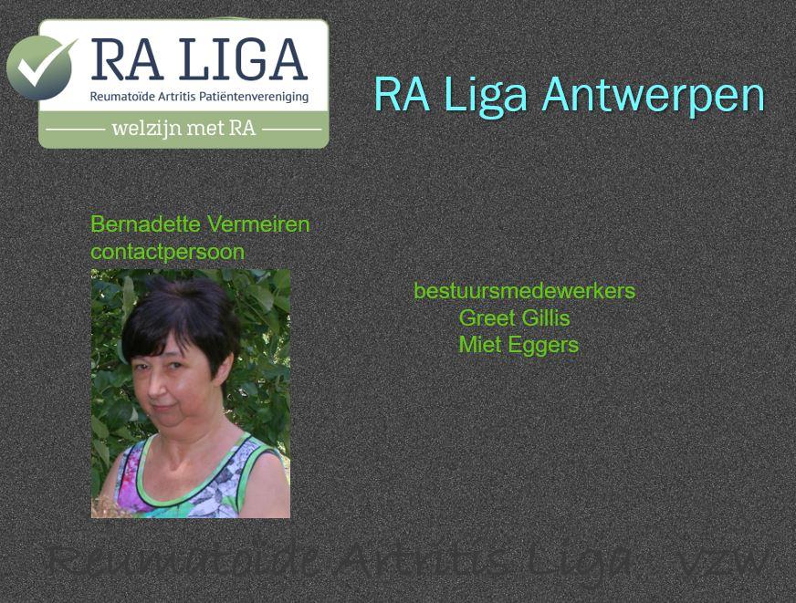 RA Liga Antwerpen