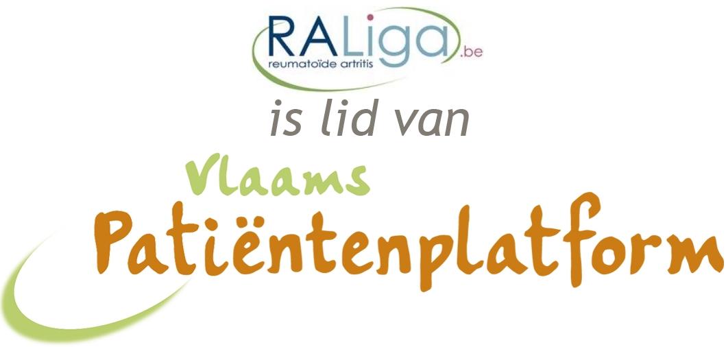 RA Liga vzw - Lid van het Vlaams Patiënten Platform